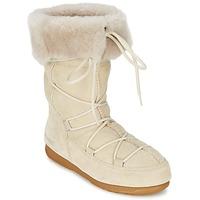 Boty Ženy Zimní boty Moon Boot MOON BOOT W.E. VAGABOND HIGH Béžová