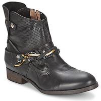 Boty Ženy Kotníkové boty Regard SOFAXO Černá