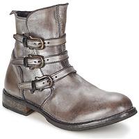 Boty Ženy Kotníkové boty Moma CUSNARGE Stříbřitá