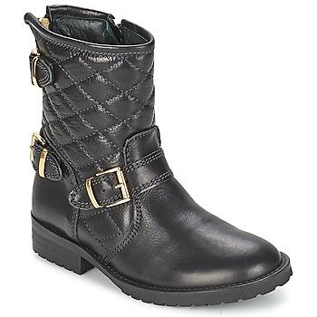 Boty Dívčí Kotníkové boty Hip RAVUTE Černá