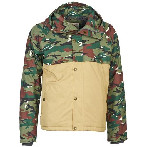 Textil Muži Bundy Franklin & Marshall JKMVA034 Khaki / Béžová
