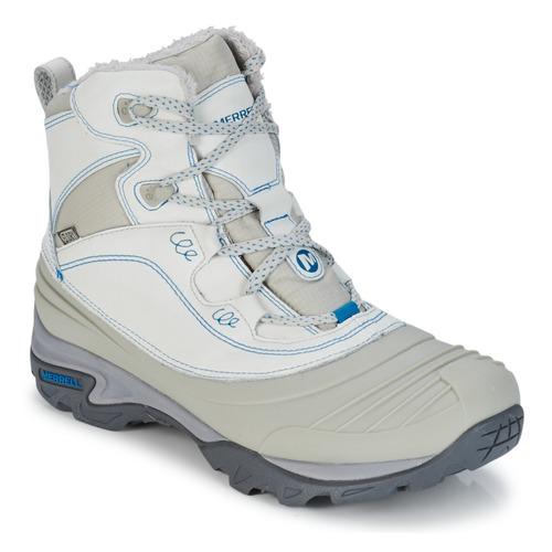 Sportovní obuv Merrell SNOWBOUND MID WTPF Šedá 350x350