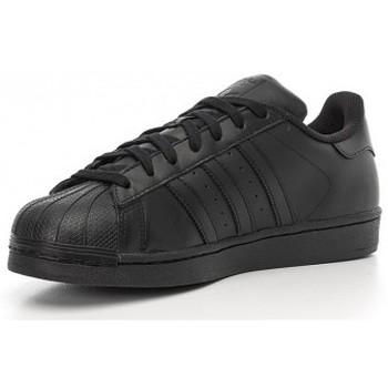 Boty Muži Nízké tenisky adidas Originals Stan Smith Junior černá