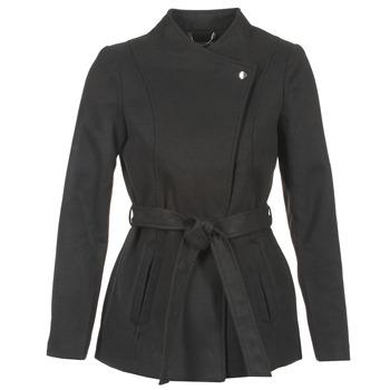 Textil Ženy Kabáty Vero Moda FIELIGA Černá