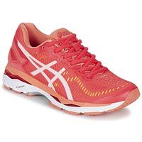Boty Ženy Běžecké / Krosové boty Asics GEL-KAYANO 23 W Růžová