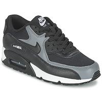 Boty Ženy Nízké tenisky Nike AIR MAX 90 W Černá / Šedá