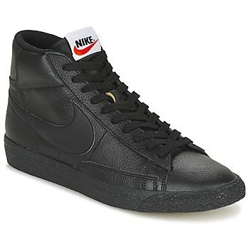 Nike Tenisky BLAZER MID - Černá