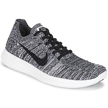 Nike Běžecké / Krosové boty FREE RUN FLYKNIT W - Černá