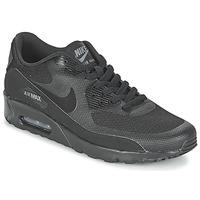 Boty Muži Nízké tenisky Nike AIR MAX 90 ULTRA 2.0 ESSENTIAL Černá