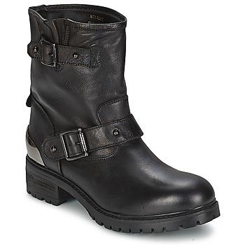 Boty Ženy Kotníkové boty Love Moschino JA24034 Černá