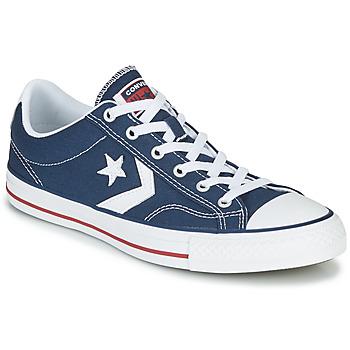 Boty Nízké tenisky Converse STAR PLAYER CORE CANVAS OX Tmavě modrá / Bílá