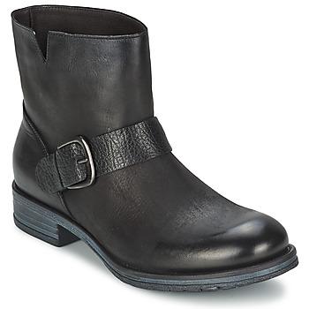 Boty Ženy Kotníkové boty Café Noir ROSAS Černá