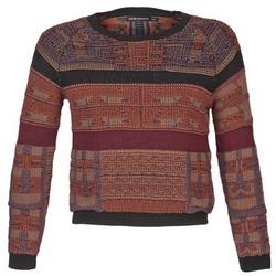 Textil Ženy Svetry Antik Batik AMIE Rezavá