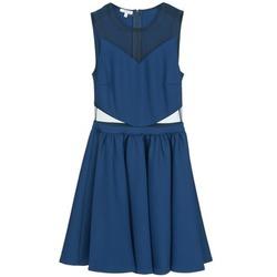 Textil Ženy Krátké šaty Brigitte Bardot BB45080 Modrá
