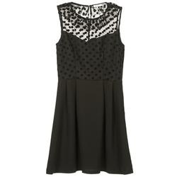 Textil Ženy Krátké šaty Brigitte Bardot BB45057 Černá