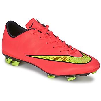 Nike Fotbal MERCURIAL VELOCE II FG - Oranžová