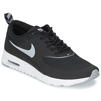 Boty Ženy Nízké tenisky Nike AIR MAX THEA Černá / Šedá-Antracitová-Bílá