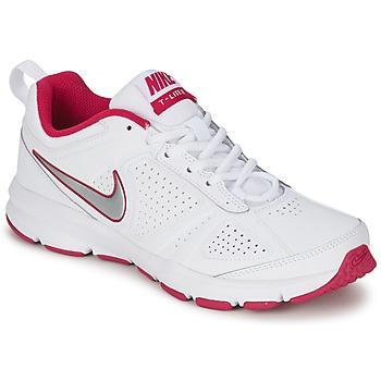 Boty Ženy Multifunkční sportovní obuv Nike T-LITE XI Bílá / Růžová