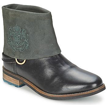 Boty Ženy Kotníkové boty Gaastra BONEFISH Černá