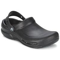 Boty Pantofle Crocs BISTRO Černá