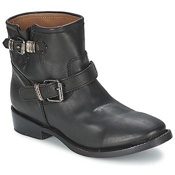 Boty Ženy Kotníkové boty Ash VICK Černá