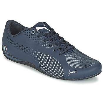 Boty Muži Nízké tenisky Puma BMW MS DRIFT CAT EVO 5 MU Modrá