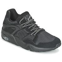 Boty Muži Běžecké / Krosové boty Puma BLAZE CORE Černá