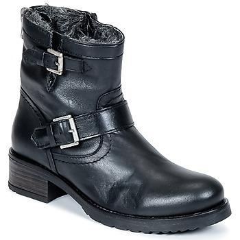 Boty Ženy Kotníkové boty Buffalo ES-30493-MEXICO Černá