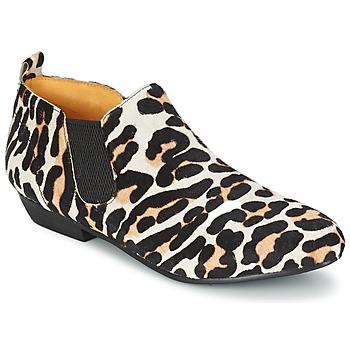Boty Ženy Kotníkové boty Buffalo SASSY Hnědá