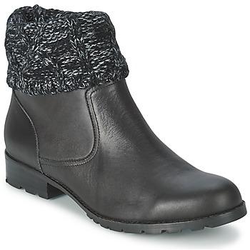 Boty Ženy Kotníkové boty Mellow Yellow RAY Černá