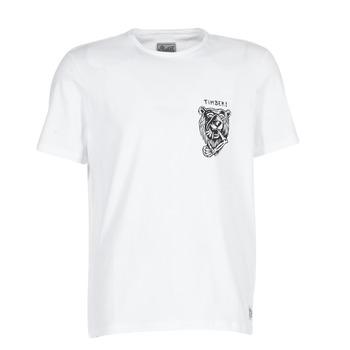 Textil Muži Trička s krátkým rukávem Element ATTACK SS Bílá