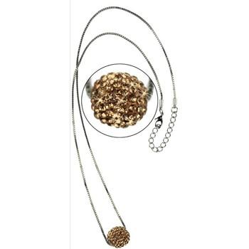 Hodinky Ženy Náhrdelníky / Řetízky Ls Fashion Náhrdelník  LSN005 zlatý