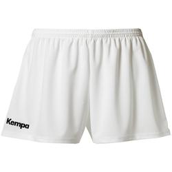 Textil Ženy Kraťasy / Bermudy Kempa Short femme  Classic blanc