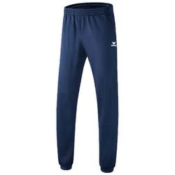 Textil Muži Teplákové kalhoty Erima Pantalon d'entraînement avec bas-côté  Classic Team bleu marine