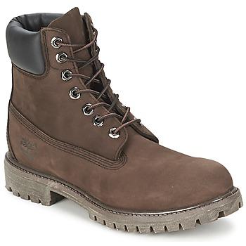 Timberland Kotníkové boty 6 IN PREMIUM BOOT - Hnědá