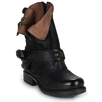 Boty Ženy Kotníkové boty Airstep / A.S.98 SAINT BIKE Černá