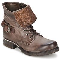 Boty Ženy Kotníkové boty Airstep / A.S.98 ADIGE Šedobéžová