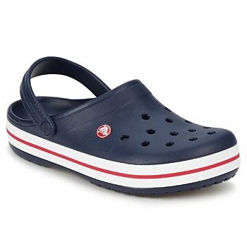 Boty Pantofle Crocs CROCBAND Tmavě modrá