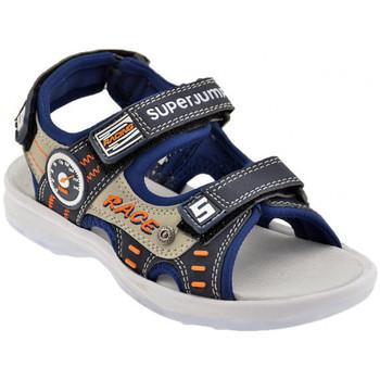 Boty Chlapecké Sandály Super Jump  Modrá