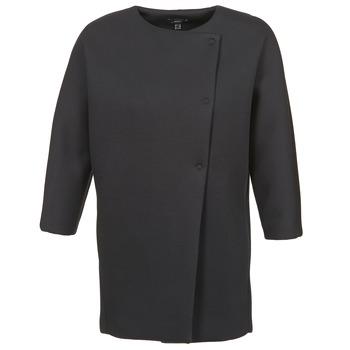 Textil Ženy Kabáty Mexx 6BHTJ003 Černá