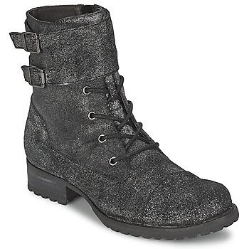 Boty Ženy Kotníkové boty One Step IDAN Stříbrná