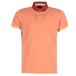 Textil Muži Polo s krátkými rukávy Serge Blanco PRC1256 Korálová