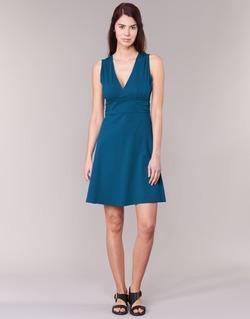 Textil Ženy Krátké šaty Patagonia MARGOT Modrá