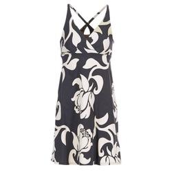 Textil Ženy Krátké šaty Patagonia AMBER Černá / Bílá