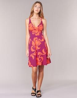Textil Ženy Krátké šaty Patagonia AMBER Růžová / Korálová