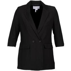Textil Ženy Saka / Blejzry BCBGeneration ISABEL Černá