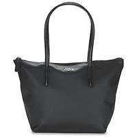 Taška Ženy Velké kabelky / Nákupní tašky Lacoste L.12.12 CONCEPT S Černá