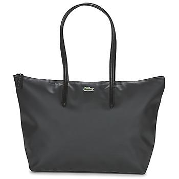 Taška Ženy Velké kabelky / Nákupní tašky Lacoste L.12.12 CONCEPT L Černá