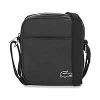 Taška Muži Malé kabelky Lacoste MEN'S CLASSIC Černá