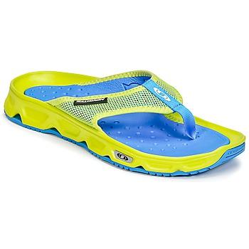 Boty Muži Žabky Salomon RX BREAK Žlutá / Modrá